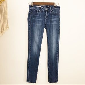 Anthropologie AG The Stevie Ankle Jeans